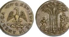 Undseelig mønt vurderet til 70.000 kr. – solgt for 660.000 kr.