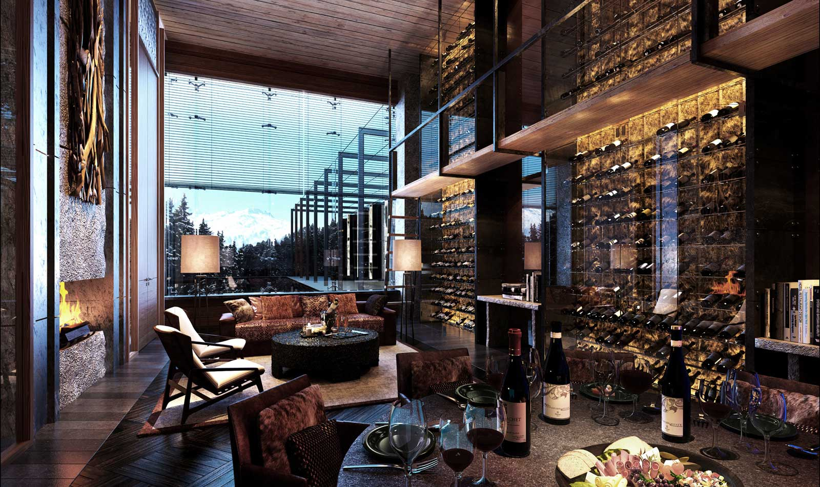 Vipp Küchen Schweiz Luxury Brand The Chedi Arrives In Switzerland