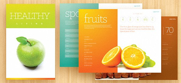 Free Brochure Template PSD 2 PSD files, vectors  graphics - 365PSD