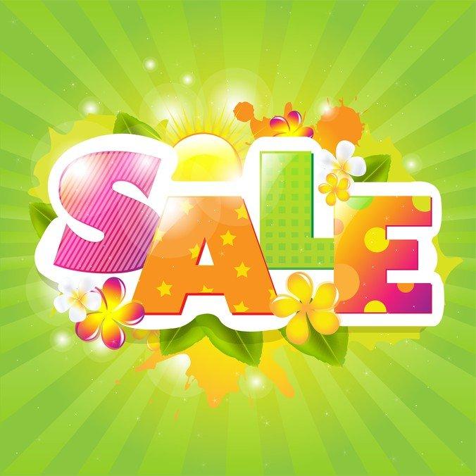 Free Summer Sale Poster Design PSD files, vectors  graphics - sale poster design