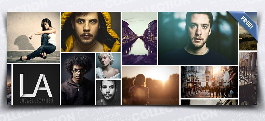 15+ Best Free Facebook Cover Photoshop Templates For 2018 - 365 Web - facebook collage template