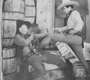 Still from The Miracle Rider (1935)