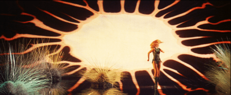 Still from Barbarella (1968)