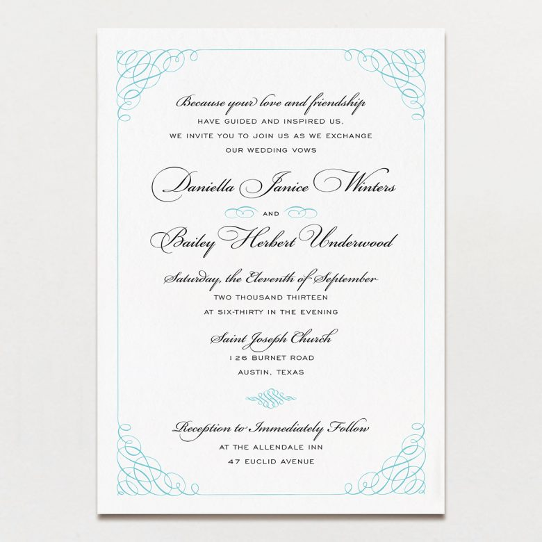 Wedding Invitation Graphic Design Everything You Need To