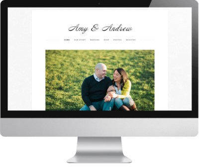 How To Build A Beautiful Wedding Website In Under An Hour ...
