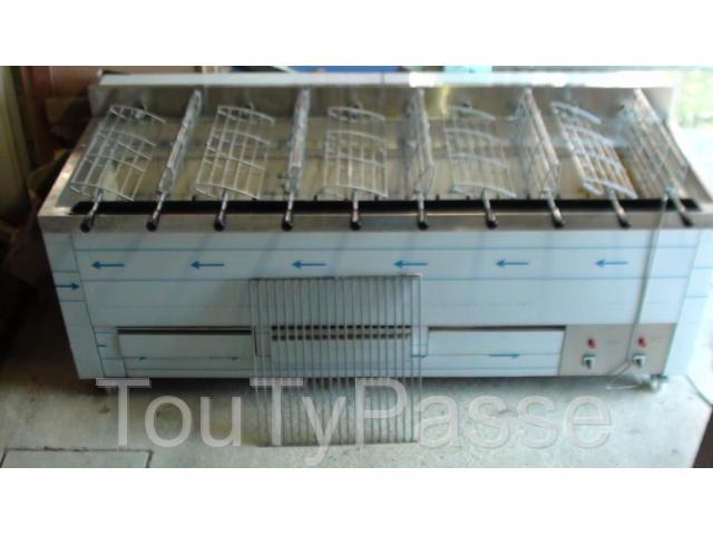 Isolation Exterieur Yvelines Churrasqueira Gaz & Charbon, Barbecue, Gril, Inox Pro