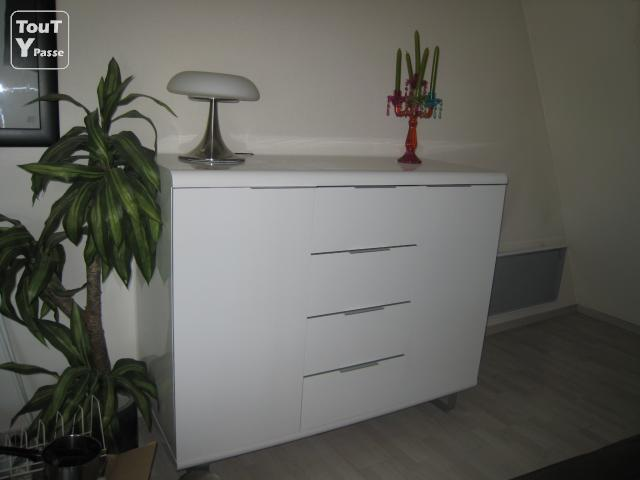 Buffet Fly Propose Buffet Fly, Excellent état (blanc) Brive-la
