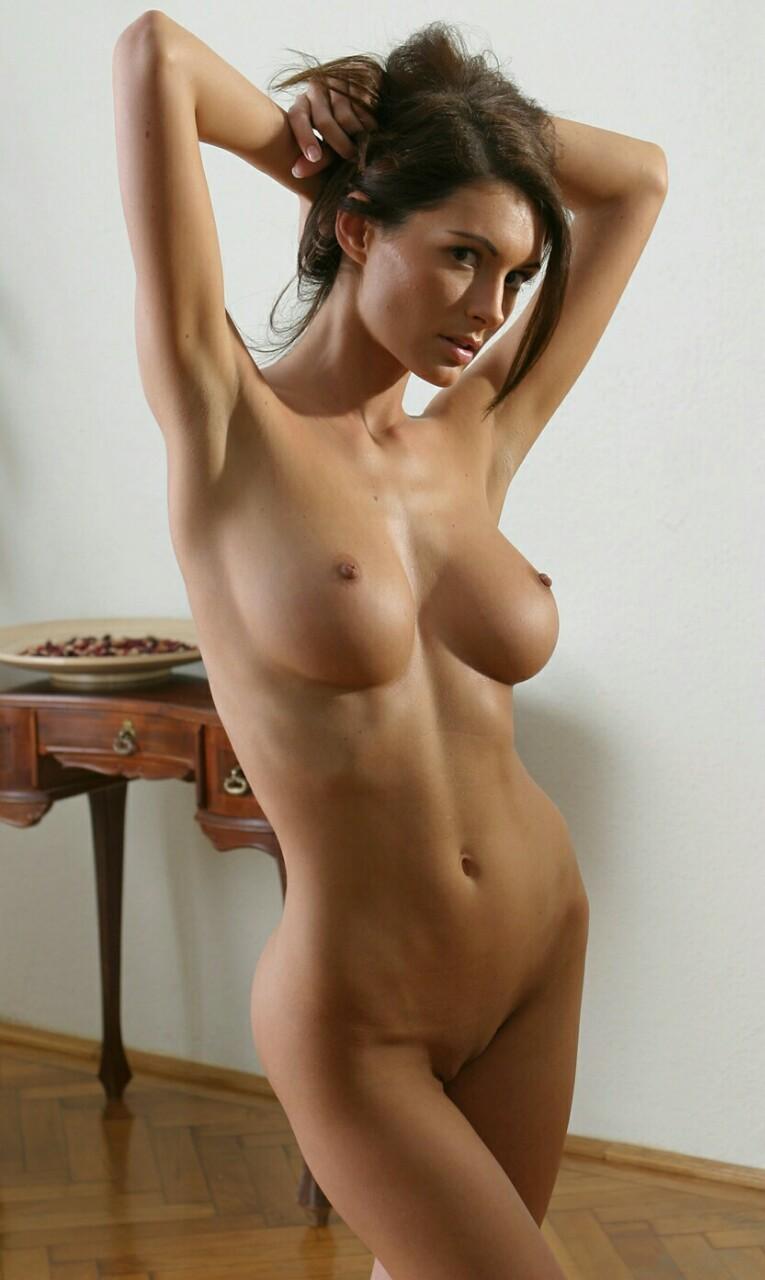 toned women sex