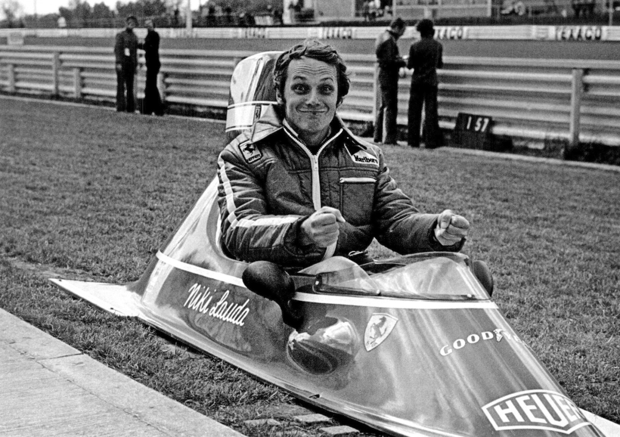 Spa Nevers Never Seen This Niki Lauda Picture Before Formula1