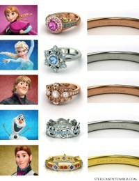 love disney ring wedding Engagement Engagement Ring rings ...
