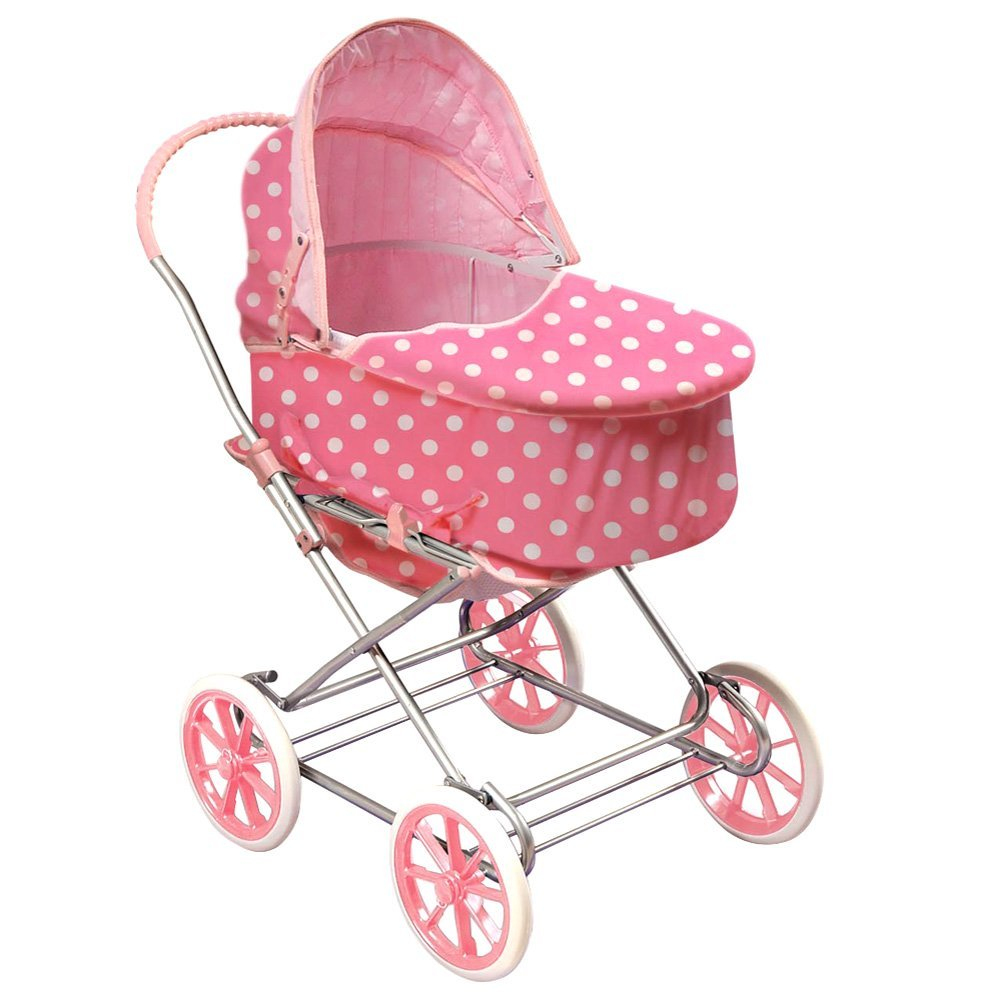 Infant Dolls Pram Are There Gold Rims On That Doll Pram