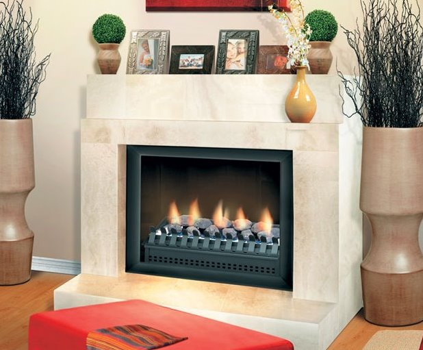 Chad O Chef Universal Grate 600 8kw Gas Fireplace Gc Fires