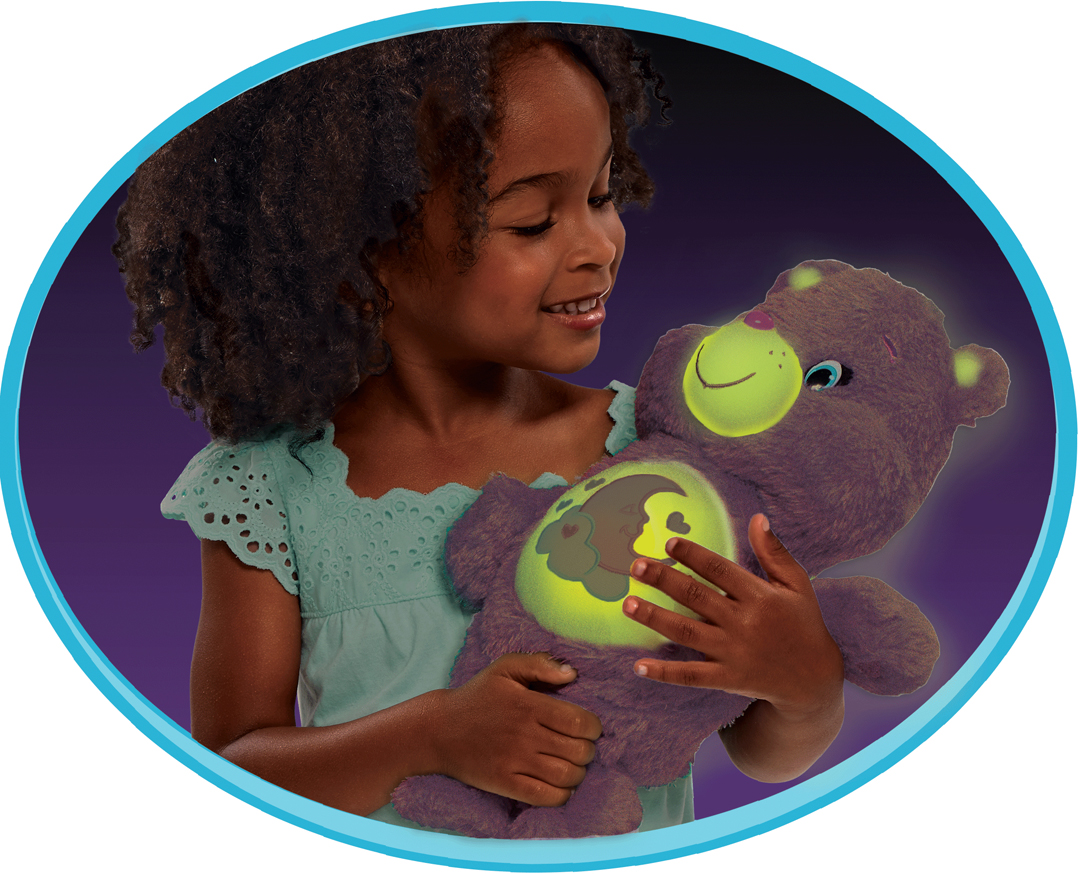 Glow Toys For Bedtime Glow A Lot Care Bears Toy Reviews The Toy Insider
