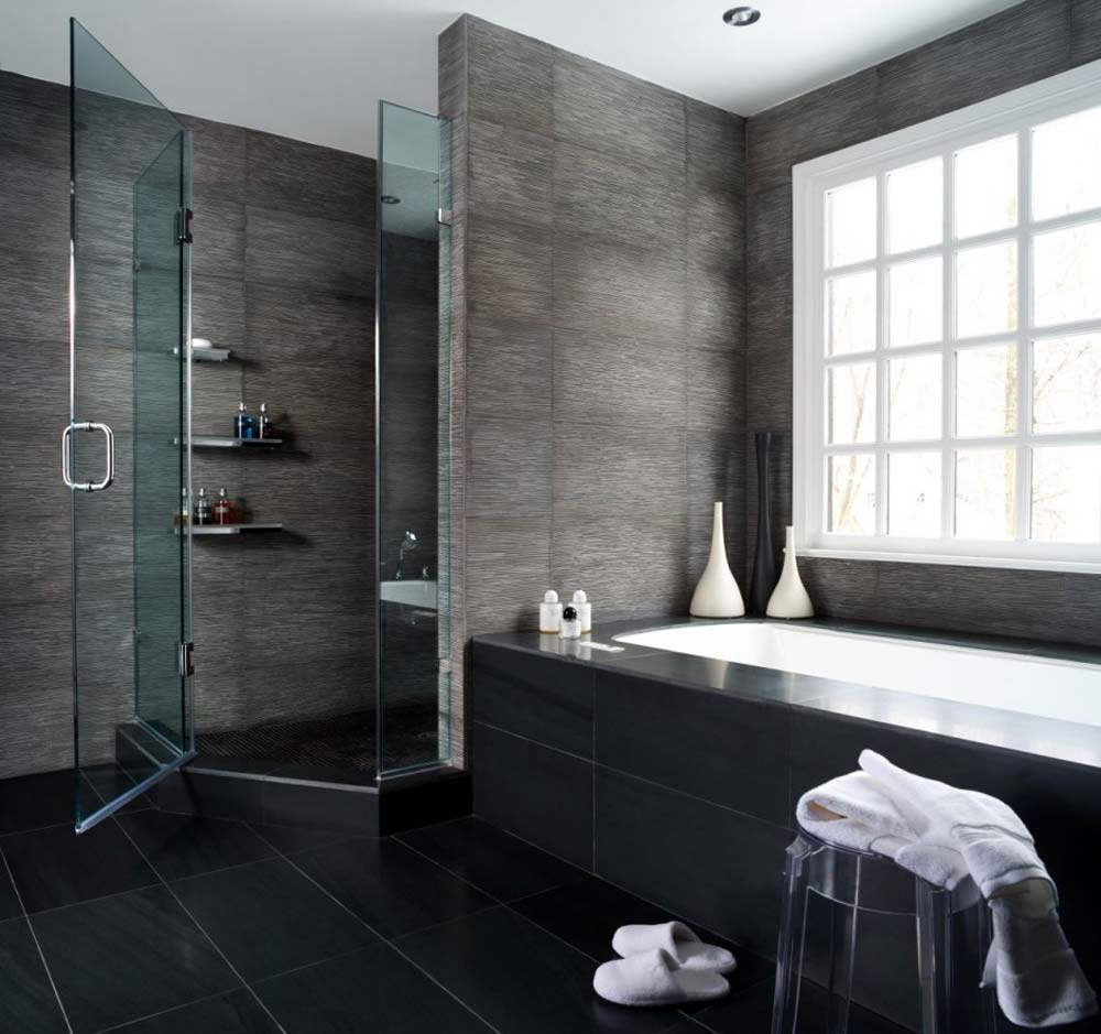 Impressive Scheme For Modern Bathroom Style Contemporary With Splendid Idea Afk Naples