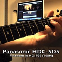 Panasonic HDC-SD9: The Trouble with Mac OS X