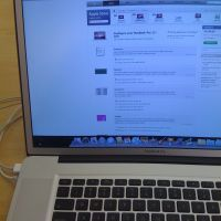 MacBook Pro: Anti-Glare Screen