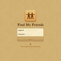 """Find My Friends"" is now available for download."