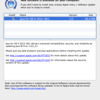Java for OS X 2012-001