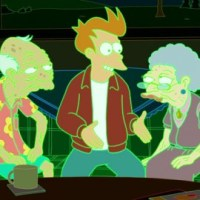 Futurama: Near-Death Wish