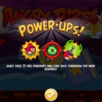 Angry Birds Seasons gets Power Ups