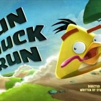 Angry Birds Toons: Run Chuck Run