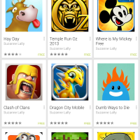 Impostors at Google Play