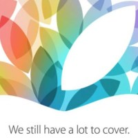 Apple October 22, 2013 Special Event Live Coverage Links