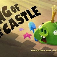 Angry Birds Toons: King Of The Castle