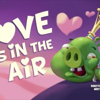 Angry Birds Toons: Love Is In The Air