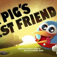 Angry Birds Toons: A Pig's Best Friend