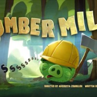 Angry Birds Toons: Slumber Mill