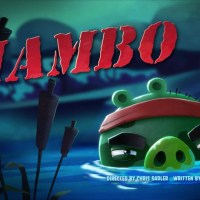 Angry Birds Toons: Hambo