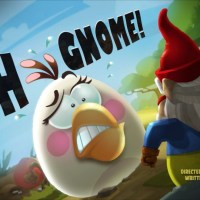 Angry Birds Toons: Oh Gnome