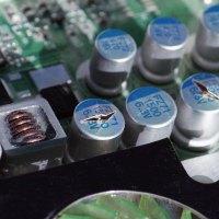 NVIDIA Graphics Card: Blown Capacitors.