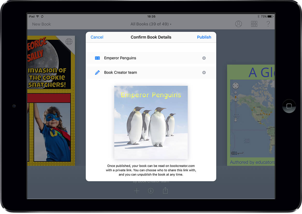 Read The Book Online Ipad Archives Book Creator App