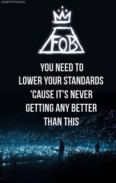 Fall Out Boy Symbol Wallpaper Fob Fall Out Boy Fob Lyrics Rat A Tat Fall Out Boy Lyrics