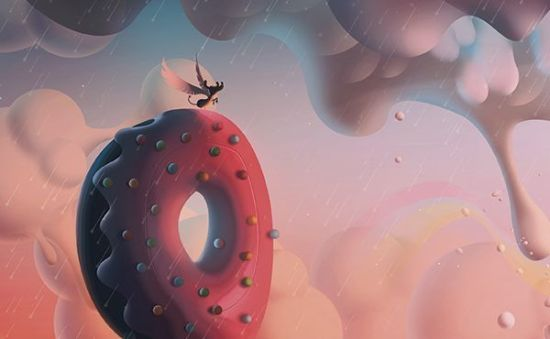 Digital art selected for the Daily Inspiration #1936