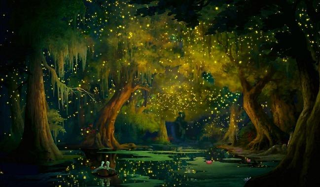 Free My 3d Christmas Tree Animated Wallpaper Mine Disney Animated The Princess And The Frog Tiana