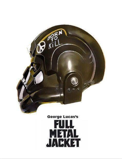 full metal jacket vs the things Full metal jacket directed by: stanley kubrick starring: ed o'ross, kevyn major howard, arliss howard, dorian harewood, r lee ermey, vincent d'onofrio, adam baldwin, matthew modine.