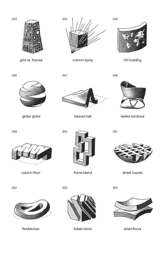 archidose - Siteless 1001 Building Forms François Blanciak - business proposal document