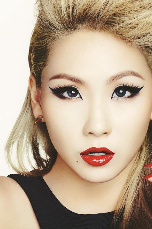 2ne1 Wallpaper Hd 2ne1 Cl Goddess Sk Edit Southkoreans