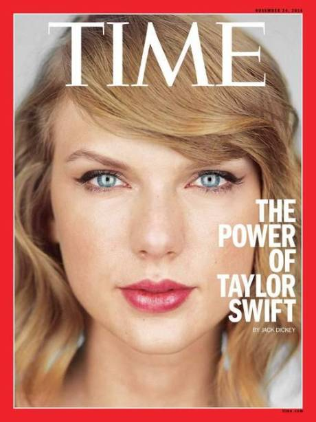 Taylor Swift Time Magazine Powerful CEO