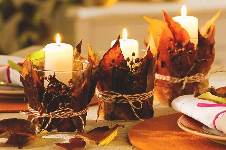 Cozy Fall Wallpaper Beauty Fall Autumn Witch Candles Witchcraft Magical