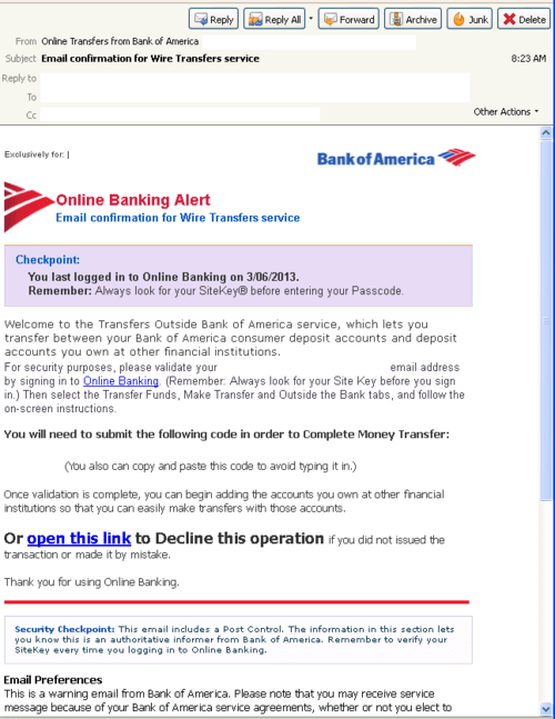 Threat Letter Forces Mum Delhi Flight To Divert Land At Threattrack Security Malicious Spam Alerts Bank Of