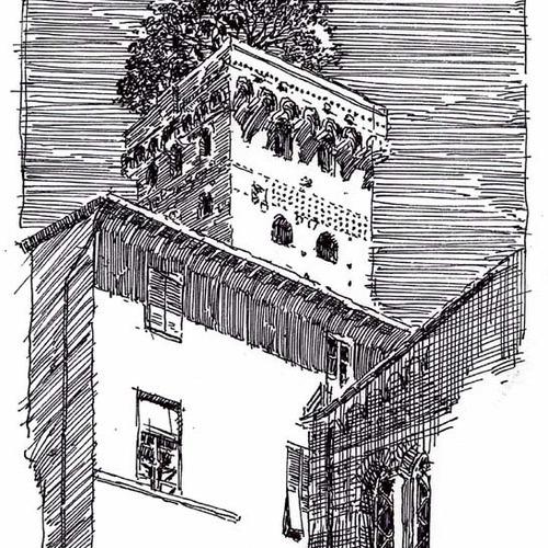 sketching \ Rendering interior details Pinterest - dessiner une maison en 3d