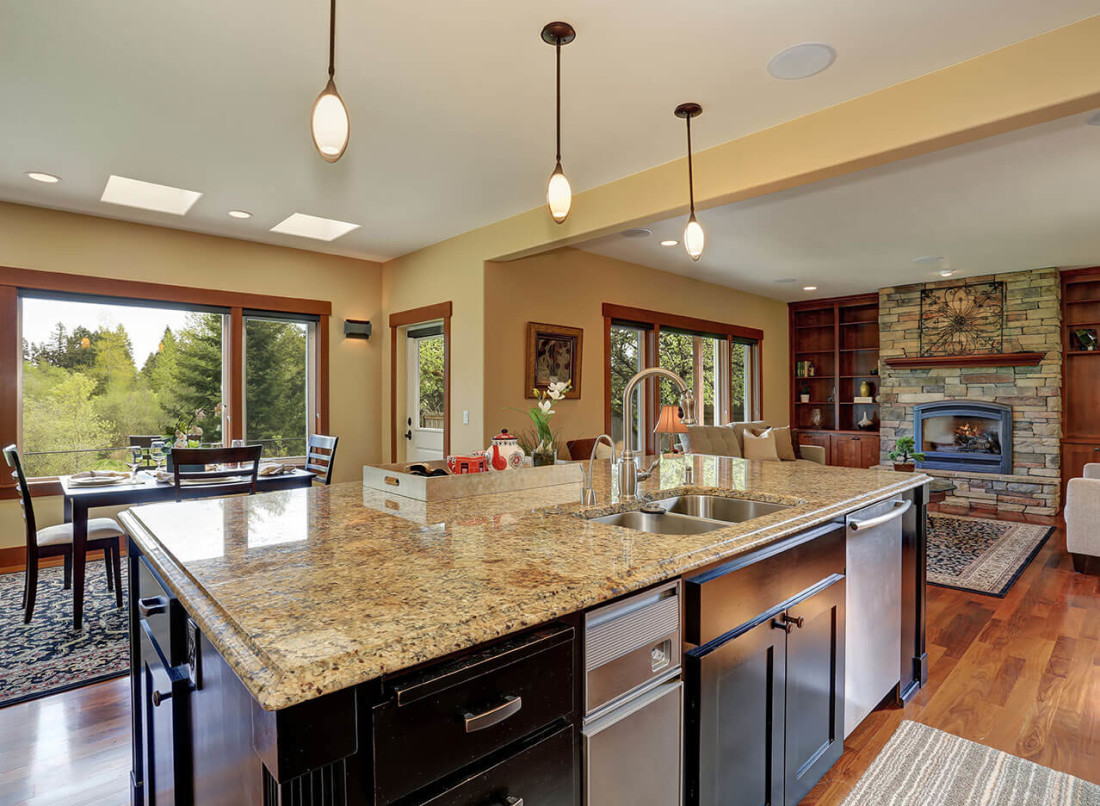 New Kitchen Ideas Kitchen Design Gallery Great Lakes Granite Marble