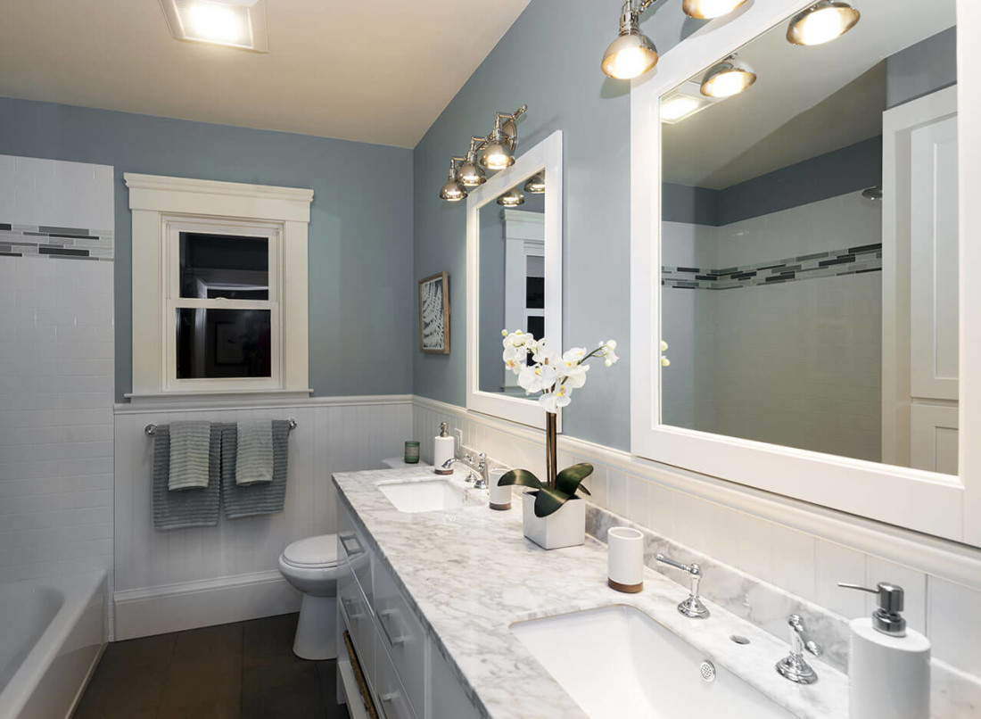 Bathrooms With Marble Countertops Bathroom Design Gallery Great Lakes Granite And Marble