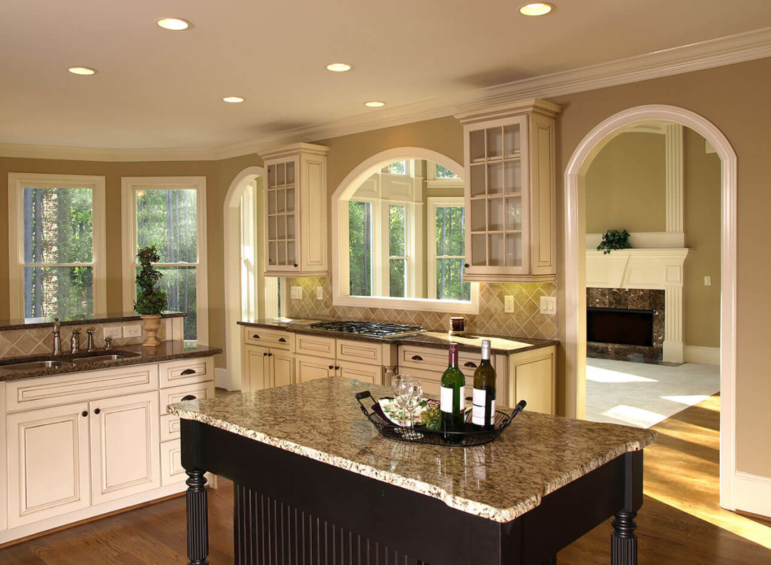 Granite Kitchen Countertops With White Cabinets Kitchen Design Gallery Great Lakes Granite Marble