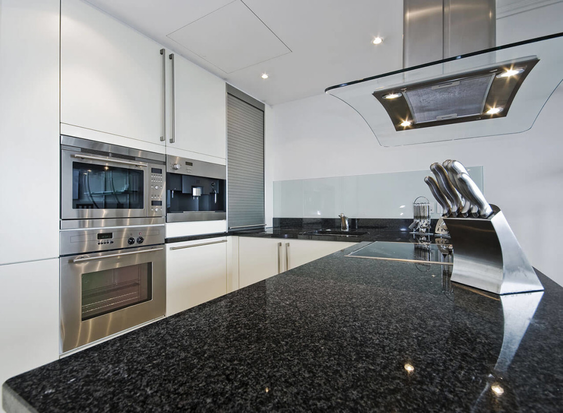 Black Design For Kitchen Kitchen Design Gallery Great Lakes Granite Marble