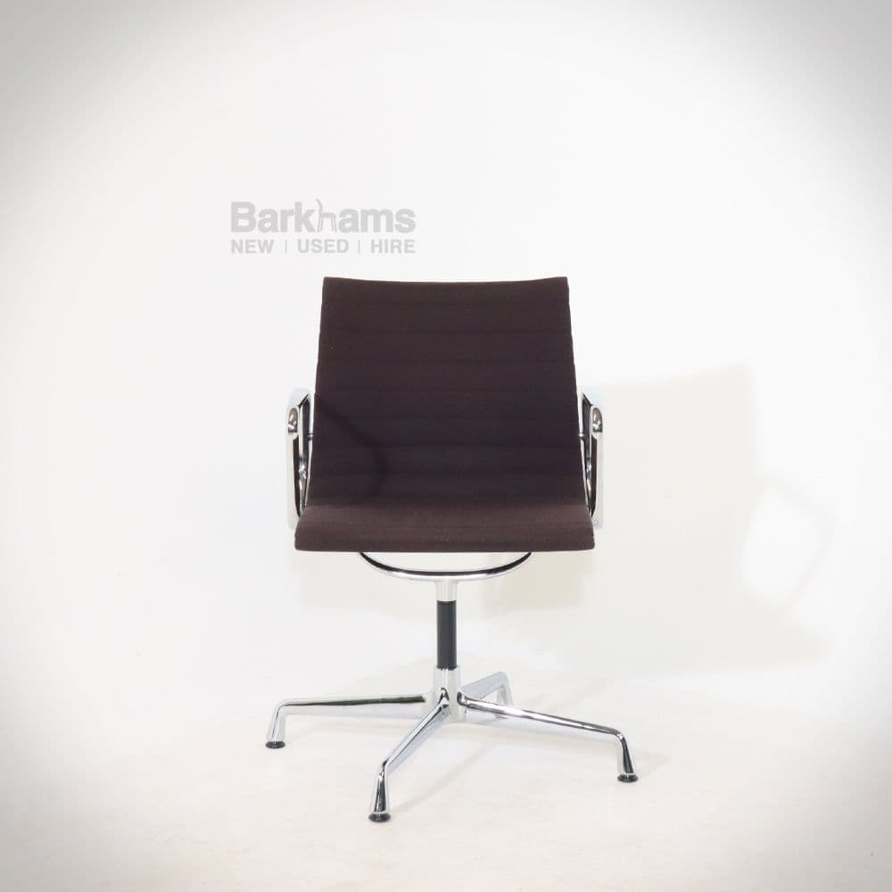 Chair Eames Vitra Charles Eames Ea108 – Nero Hopsack | Eames Chair | Classic Office Chair